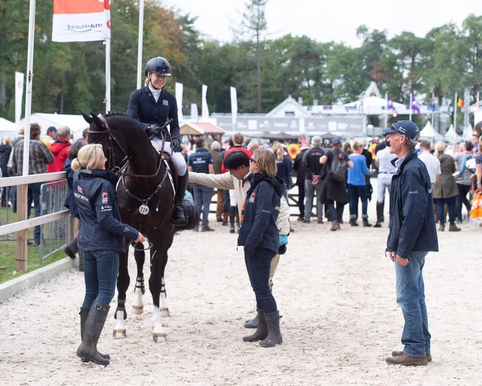 Boekelo Nations Cup Final 2019 with Charly